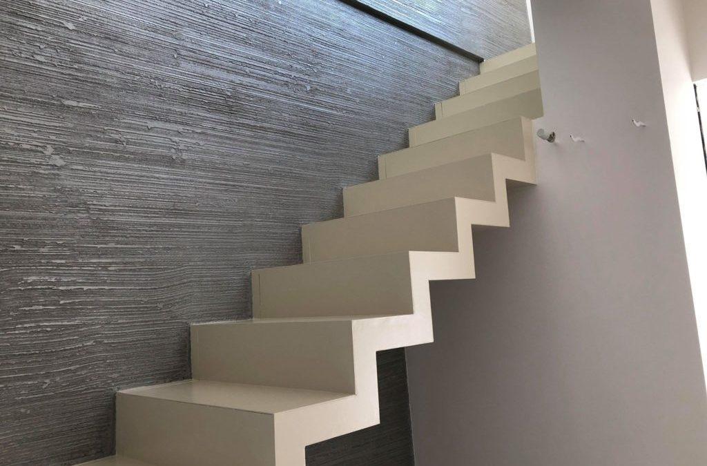 Stucco veneziano grigio perla